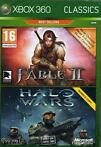 [Xbox 360] Fable II + Halo Wars
