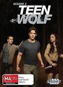Teen Wolf DVD