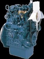 WANTED -- Kubota D722 3 cyl diesel engine -- WANTED