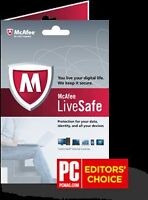 UNLIMITED DEVICE ANTIVIRUS!!! - 1 year subscription