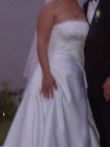 Wedding Dress - worn only once ;-)