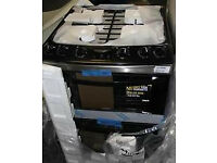 60CM ZANUSSI GAS COOKER WITH GUARANTEE AND FREE DELIVERY