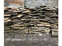 2T of Cotswold Stone Roof Tiles