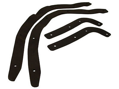 1941-1946 Chevrolet Chevy GMC Pickup Truck Running Board to Fender Gasket Set