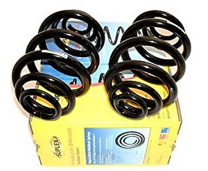 BMW E46 REAR COIL SPRING KIT - WE PRICE MATCH