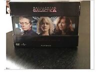Battlestar Galactica COmplete DVD box set-new condition