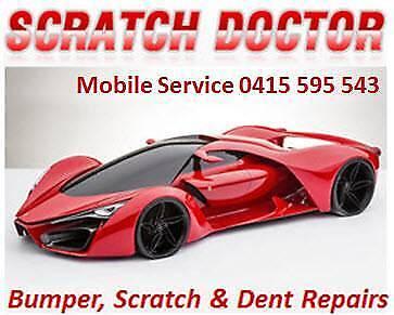 Scratch Doctor(Auto Scratch & Dent repairs)Mobile service