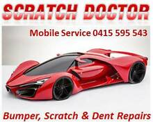 SCRATCH DOCTOR(Bumper,Scratch & Dent Repars)Mobile service West Perth Perth City Preview