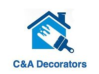 Painting and decorating derby C&A Decorators Ltd