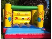 Bouncy castle pipa tagged until April 2017