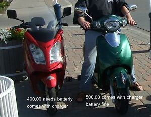Two E-Bikes For Sale  SOLD  Pending Pick-up!