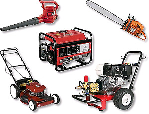 Small Engine Service / Free RECYCLING.
