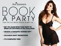 Ann Summers Parties