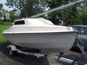 Used 1980 Other voilier mistral 16p