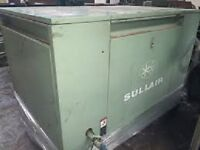 Compresseur 25hp Sullair