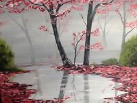 $15 OFF SAS PAINT PARTY AT BURLEIGH FALLS INN