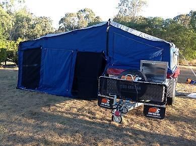 MDC TROOPER EXTREME V4 OFF ROAD CAMPER TRAILER Kensington Grove Lockyer Valley Preview