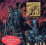 Streets of Fire CD