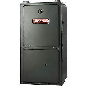New High Efficiency Furnaces