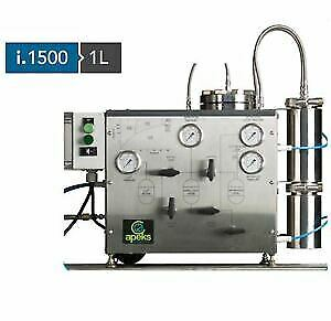 CO2 oil extraction equipment.
