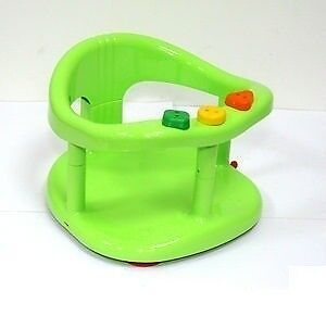 baby bath tub ring seat keter green color worldwide shipping bnib ebay. Black Bedroom Furniture Sets. Home Design Ideas