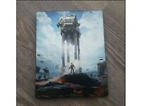 Star Wars Amazon Steelbook