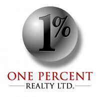 Sell your home for only $6900! (One Percent Realty Ltd.)