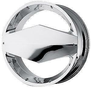 Buy Greed Hangtyme Chrome | 26 Inch Rims