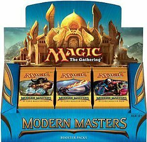 Magic the Gathering - Modern Masters Booster Box Sealed MTG