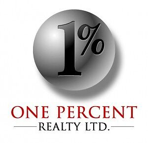 One Percent Realty Ltd. Sell your house for only $6900