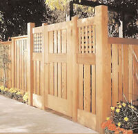 DECKING AND FENCING