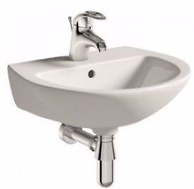 Wall hung basins from as low as £60