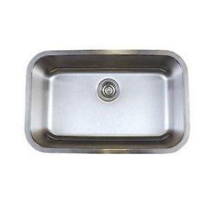 Blanco Stainless Steel Sink