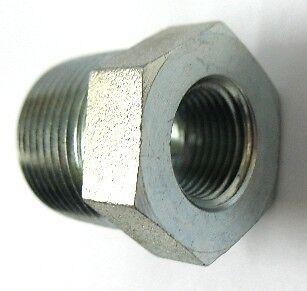 AF 5406C-06-3//8 Pipe Cap .675-18 Threads 4 Pack