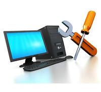 Réparation d'ordinateurs - Déplacement à Domicile