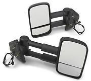 2012 Silverado Mirrors