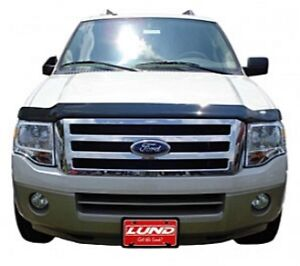 **sold ppu** 2007 - 2016 FORD EXPEDITION HOOD DEFLECTOR SMOKE