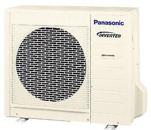 BNIB- -Panasonic, Multi Split Heat Pump AC