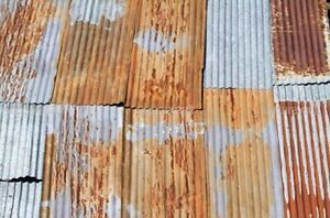 Looking for old metal roofing