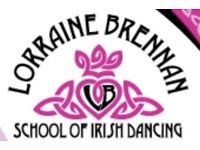 Irish dancing class