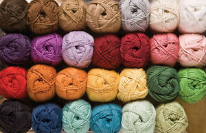 YARN & BUTTONS - NEEDED