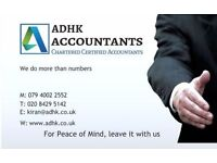 ACCA ACCOUNTANTS AND BUSINESS ADVISERS (TAX RETURNS, ACCOUNTS)