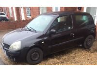 Renault Clio 1.2 16v Extreme 3 Model 2004 ** Moted, Ready to Drive Away **