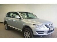 Volkswagen TOUAREG SE TDI V6 225 -Finance Available to People on Benefits and Poor Credit Histories-