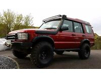 Discovery td5 serious off roader