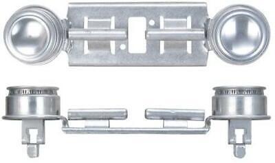 GE WB29K17/WB16K10026 Gas Stove Top Double Range Burner Asse