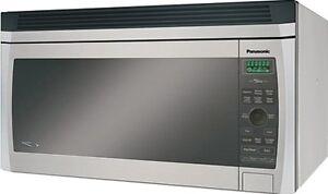 Four micro-ondes hotte intégrée