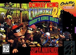 Looking for Donkey Kong Country 2