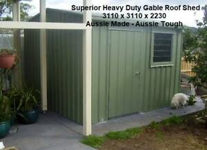 garden shed heavy duty storage shed