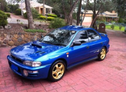 Subaru WRX Club Spec Evo 2